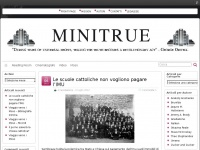 Minitrue.it - Minitrue Blog