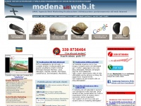 modenasitiweb.it marketing siti realizzazione agency