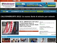 Diretta Streaming Calcio Serie A, Champions League, F1, MotoGP