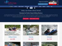 Centro Canoa Rafting Monrosa - Rafting, kayak, hydrospeed, canyoning, canoe pneumatiche