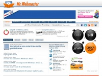 mrwebmaster.it cms gestione software