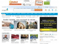 It.msn.com - MSN Italia: Hotmail, Messenger, Skype, Windows Live, Outlook, internet explorer 10