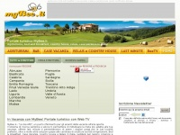 Agriturismi, bed and breakfast, Relays e contry House, Case Vacanza