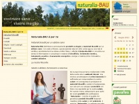 naturalia-bau.it isolamento termico acustico