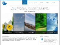 Produzione software | Realizzazione siti internet | T.Com | Information and Communication Technologies Srl