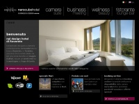 home page | Mercure nerocubo business & design hotel 4 stelle
