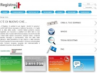 nic.it dominio registrare registrazione