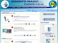 Home Page -  Odontomagic S.r.l.