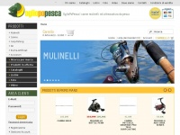 ogliopopesca.it canne mulinelli carpfishing canna mulinello surfcasting