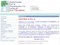 applelettrosmog.it