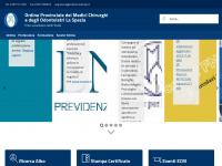 Ordine dei Medici e degli Odontoiatri di La Spezia - Home