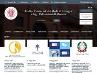 Ordine Provinciale dei Medici Chirurghi e degli Odontoiatri di Modena