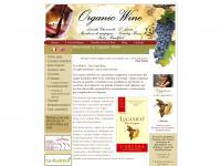ORGANIC WINE - ITALIAN WINE - Il  vino biologico italiano