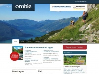 orobie.it escursionismo alpinismo montagna cai