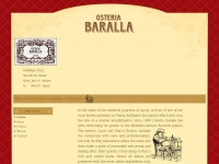 Osteriabaralla.it - Home