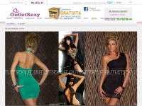 Lingerie, intimo e vestiti sexy online - Outletsexy