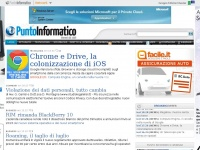 punto-informatico.it informatica windows internet ottobre hardware news dell
