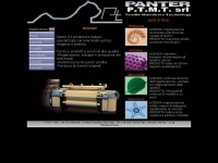 Panter.it - Panter Textile Machinery weawing the future