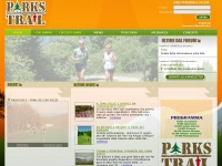 parkstrail.it trail running gare