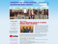 ::: Parrocchia Arcipretale S.Andrea Apostolo - Oratorio Don Bosco - Carugate - Milano :::