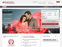 parship.it incontri single incontrare anima gemella trova amore