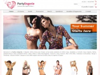 partylingerie.it intimo sexy lingerie collant calze