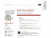 Biblioteca comunale dell'Archiginnasio - Bologna