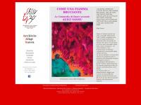 archivioaligisassu.it pittore archivio biografia