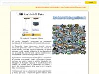ARCHIVIO FOTOGRAFICO .IT - Gli Archivi di Foto