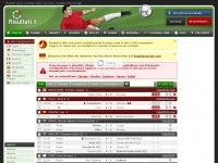 risultati.it soccer football score livescore cup baseball
