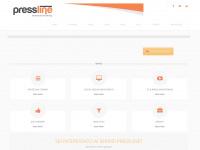 pressLINE- PressLine - Rassegna stampa on line