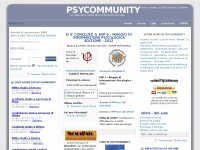 psycommunity.it counselling benvenuto