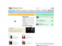 puntochat.it chat chattare registrazione