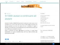 Pagina Principale associazione onlus A.RE.SA.M.