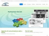 Arkomedia.it - Web Agency Roma | E-Commerce | Agenzia SEO & Web Marketing