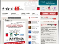 radioarticolo1.it cgil diritti generale