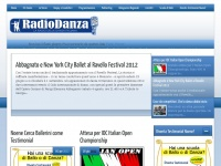 radiodanza.it fids danza danze