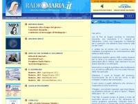 Radiomaria.it - Home - Radio Maria