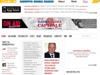 Radioromacapitale.it - Home - Radio Roma Capitale