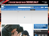 rai.it diretta video audio