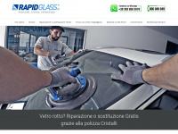 Riparazione parabrezza RAPIDGLASS Prezzi sostituzione Vetri o cristalli di Auto Trucks o Camper gratis con polizza