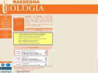 Rassegna di Teologia - Home