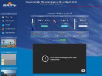 gallipoli  meteo - www.reaction.it