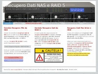 recupero-dati-nas-raid5.it recupero dati disk raid disco nas