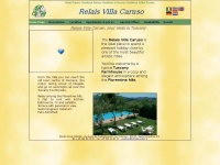 relaisvillacaruso.it villa colline