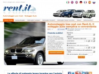 rent.it noleggio auto autonoleggio low cost