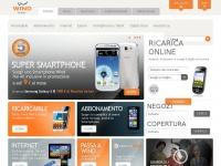 wind.it offerte assistenza tariffe ricarica smartphone tablet clienti internet
