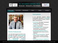 PSICOLOGO ROMA, Numero Verde Gratuito 800 242 244,Dr. Riccardo Capozzi,Psicoterapeuta,Psicoanalista,Via Satrico,53,00183 Roma