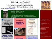 rilievoarcheologico.it