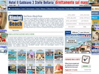 riminibeach.it hotel beach rimini stelle